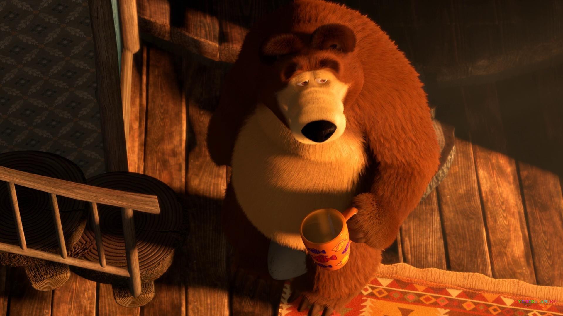 Скачать Песню Маша и Медведь - Колыбельная Бесплатно и слушать онлайн