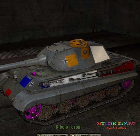 ...схемам разработки и проверяются вручную один на один из орудия соответствующего танку уровня... зоны пробития...