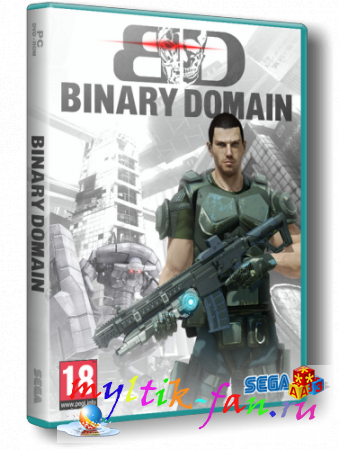 Binary Domain (Ru/Multi6)  2012