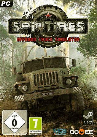 Spintires (2014/RUS/ENG/Multi18) Repack