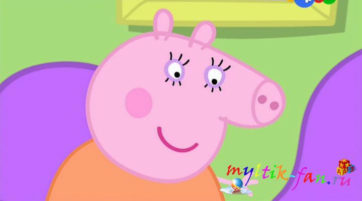 Скачать по Серии Свинка Пеппа через торрент