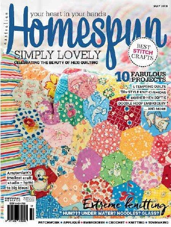 Australian Homespun №180 2018
